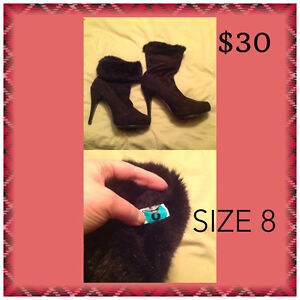 Various ladies boots-different sizes Edmonton Edmonton Area image 6