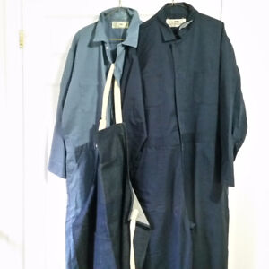 Coveralls , Denim Apron