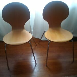 IKEA Ant Chairs