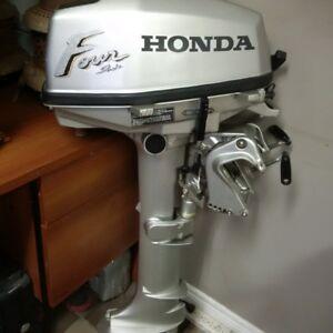 5hp Honda 4 stroke