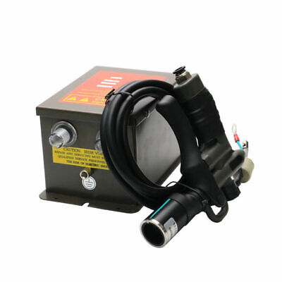 Lonizing Air Wind Gun Sl-004c Industrial Static Eliminator With 7kv Power Supply