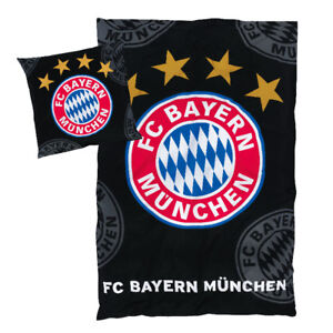 Bayern Munich bed sheets, pillow case cover set from Germany
