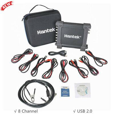 Hantek1008c Oscilloscope Automotive Diagnostic Oscilloscope 8-channel Vehicle