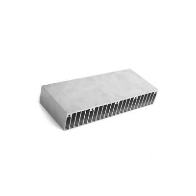 Large Big Aluminum Heat Sink Radiator For Led High Power Amplifier Dn Ft1