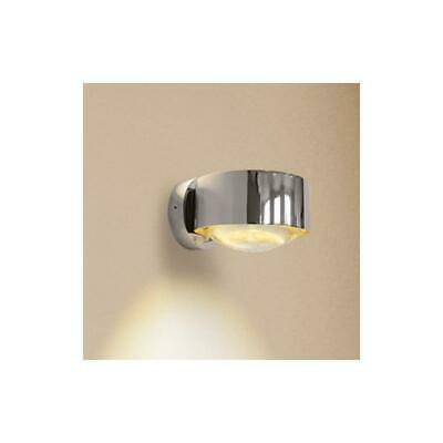 Chrom Wandleuchte Lampe (Top Light Puk Wall Wandleuchte Lampe Linse / Glas chrom Badleuchte Badlampe )
