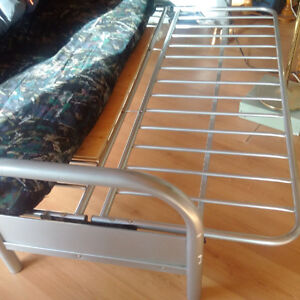 Great Handy Futon /couch with very clean cushion smoke free home Kingston Kingston Area image 1