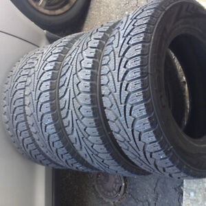 Nokian Hakkapeliitta WINTER TIRES/ 9 /32 TREAD DEPTH