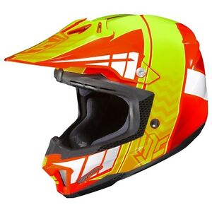 OFF ROAD HJC CL-X7 CROSSUP HELMET/CASQUE MOTO HORS ROUTE