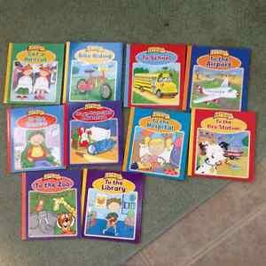 Children's Books- set of 10 - Brand New