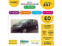 Honda CR-V 2.0 i-VTEC ( 155ps ) 4X4 2013MY SE FROM £57 PER WEEK!