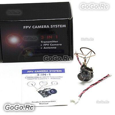 Tarot 5.8G 25mW 48CH Integrated Mini AV Transmitter TX Camera Drone - TL300M5