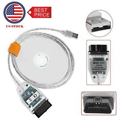 Mini Diagnostic Cable Tools For Toyota Lexus Scion TIS Techstream VCI J2534 OBD2
