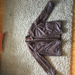 XL Danier Learher jacket