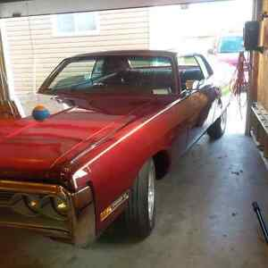Rare car 1972 Plymouth Fury ll