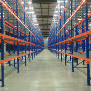 We sell warehouse rack, industrial shelving and more!
