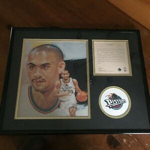 Grant Hill Framed