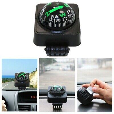 1 Pcs 360 degree rotation Navigation Ball Shaped Car Compass with Suction CupOIZ