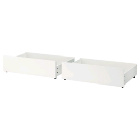 Ikea Malm King Size or double bed 2 Drawers only
