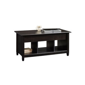 Lift Top Coffee Table - Estate Black finish. (Scratch & Dent)