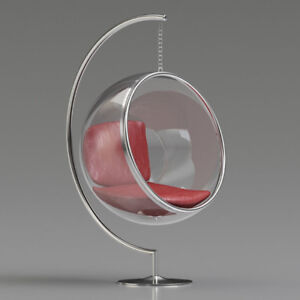 Brand new Modern  Acrylic Swing Chair