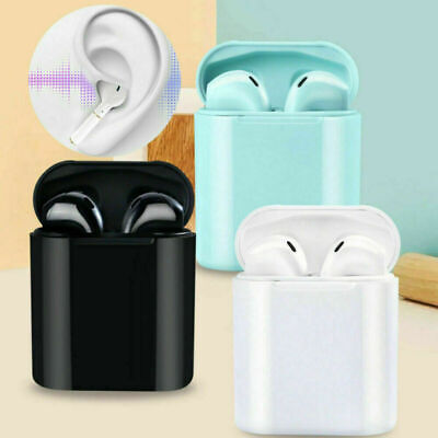 TWS Wireless Headphones Bluetooth5.0 Touch Earphone-Ear-pods iPhone Huawei UK