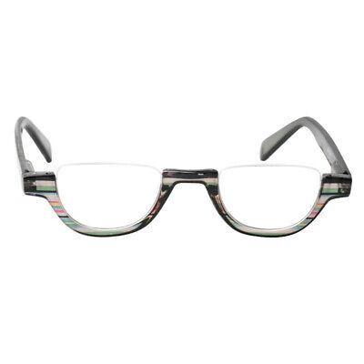 Women Men Cheap Presbyopia Reading Glasses with Leather Case +1.0 to (Cheap Reading Glasses For Women)