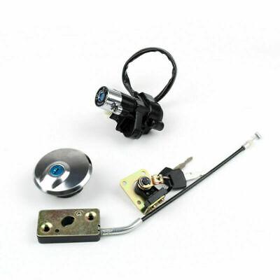 Ignition Switch Lock & Fuel Gas Cap Key Set For Suzuki GZ125 98-03 GZ250 99-11 U