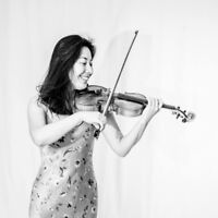 Violin lessons, trained in Germany