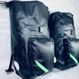 Panier a vélo:  NORTH VYBE - 100% Impermeable