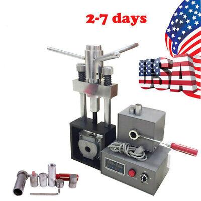 Dental Lab Flexible Denture Machine Injection System Partial 400w Instrument Fda