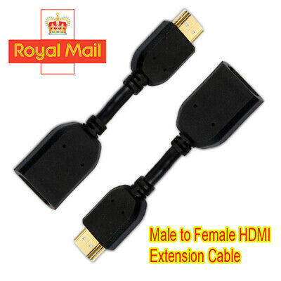 Premium HDMI Extension Cable Extender for Fire TV Google Chromecast Stick V