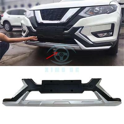 1pcs Fit For Nissan X-Trail 2017 Front Bumper Board Guard Board Bars Protector