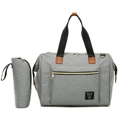 Diaper Bags Mummy Maternity Bag Large Capacity Nappy Changing Bag Kit (Nappy Kit)