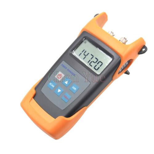 Optic Fiber Ranger OTDR Principle Measurement Tester Meter/Visual Fault Locator