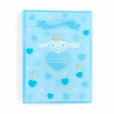 Cinnamoroll Trading Card Pocket Album Enjoy Idol Sanrio Gift 2020 Winter NEW ZJP