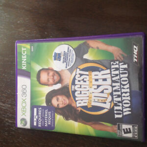 Kinect The Biggest Loser Ultimate Workout