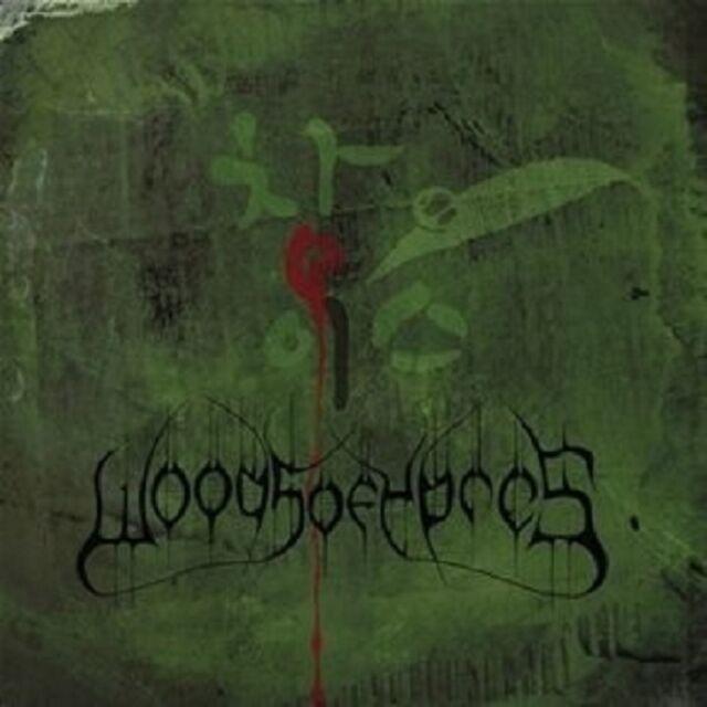 "WOODS OF YPRES ""WOODS 4: THE GREEN ALBUM"" CD NEU"