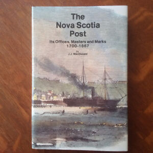 The Nova Scotia Post - Its Offices, Masters and Marks 1700-1867