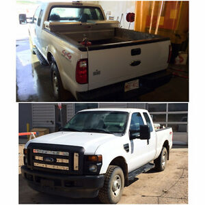 2008 Ford F-250 XL Pickup Truck
