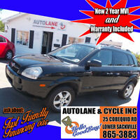 2007 Hyundai Tucson SUV Roomy Runs Great! Only $4695 Bedford Halifax Preview