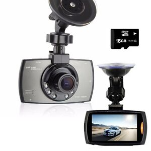 New - Car or Truck G40 HD Camcorder 16 GB