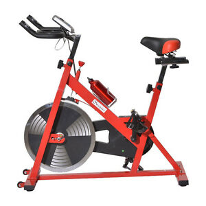 New Upright Indoor Cycling Stationary Exercise Bike Cardio Train