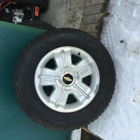 Tires & Rims For Sale or Trade