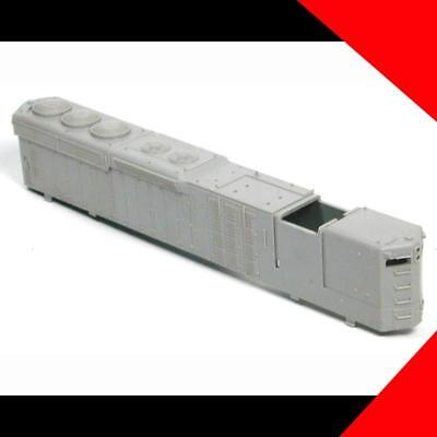 SD-24 SOUTHERN HH UNDECORATED MAIN BODY  ATLAS  544500 N SCALE SD24