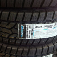 Brand New Tires @ Low prices call 905-735-9999