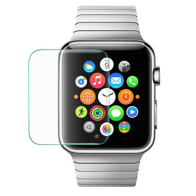 For Apple Watch 2 38mm or 42mm 9H Tempered Glass Screen Protectors (2 pieces)