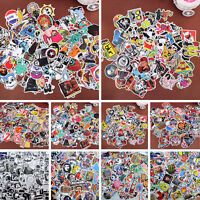 100x Pieces Skateboard Stickers Vinyl Laptop Luggage Decals Dope Sticker Lot Mix - unbranded - ebay.co.uk