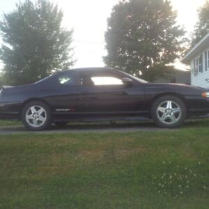 2004 Chevrolet Monte Carlo SS supercharged Coupe (2 door)