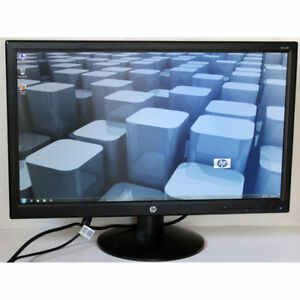 "HP V241 23.6"" LED Monitor Full HD 1080p"