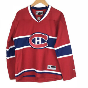Brand new REEBOK Montreal Canadiens Jersey (large Size)